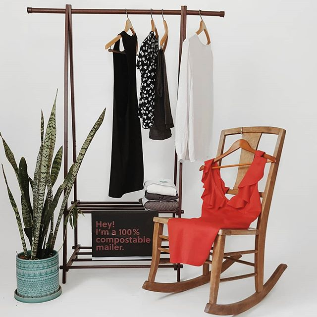 - SATURDAY #GIVEAWAY ALERT - . 🎉♻👐To celebrate our first year of being in business we're giving away one free month of our Deluxe Box to three lucky winners! 🎉♻👐 .  Yes! You can win a curated thrift collection similar to this one we put together for one of our clients! For those of you who don't know who we are. A Curated Thrift is a secondhand clothing subscription box company. We curate vintage and modern pieces for your specific style and life. We offer 3 different packages: our Deluxe Box (sends four pieces every month) our Thrift Box (sends two pieces) and our Vintage Box (sends a badass VTG piece every month). .  TO ENTER: Follow us and tag a friend (one entry per person). Subscribers and Nonsubscribers are welcome to enter! Deadline is Sunday the 29th at 10pm. Winners will be announced Monday am! Good luck and thank you for an amazing year! ✌🌻💖