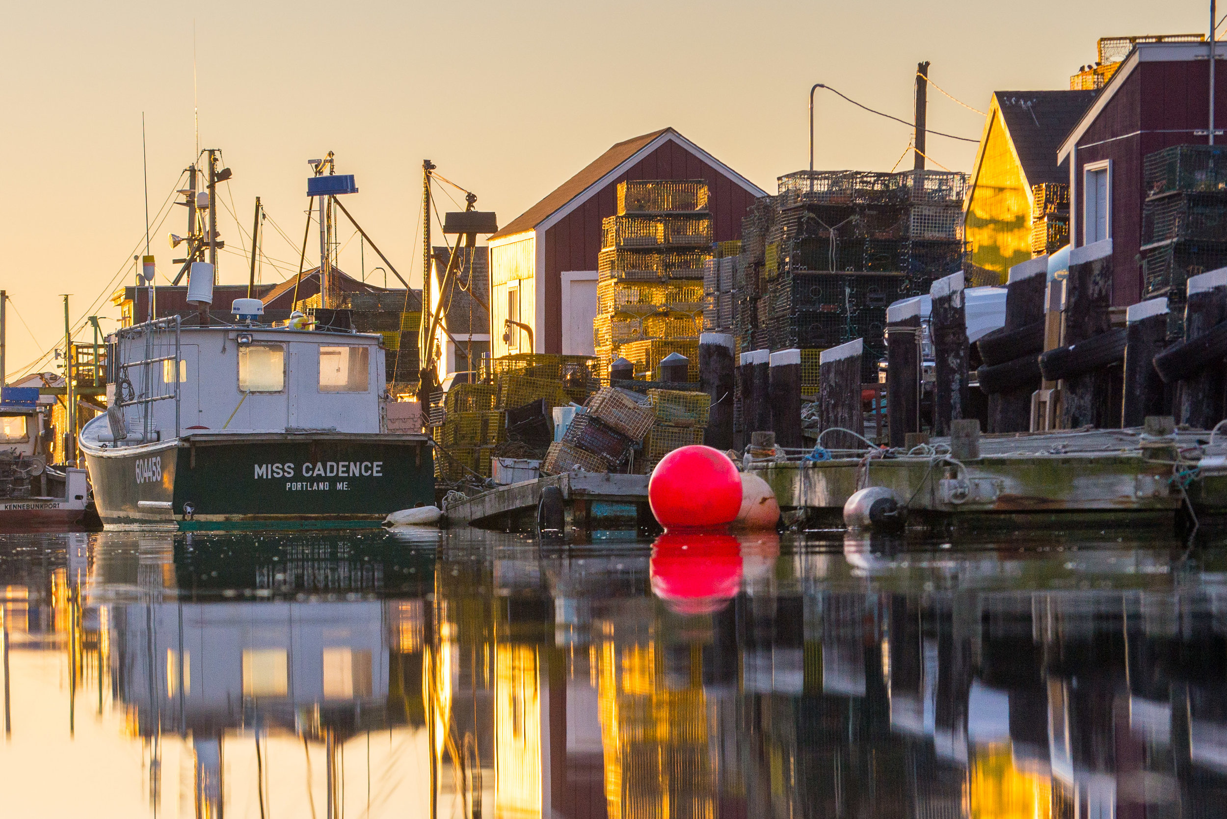 November_2017_Portland_Maine_20171130-DSC_4216 By Corey Templeton Morning Light at Widgery Wharf - large.jpg