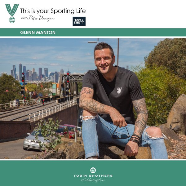 This is Your Sporting Life: Glenn Manton   Carlton premiership player Glenn Manton details his remarkable life to Peter Donegan on  This Is Your Sporting Life.    Listen Now