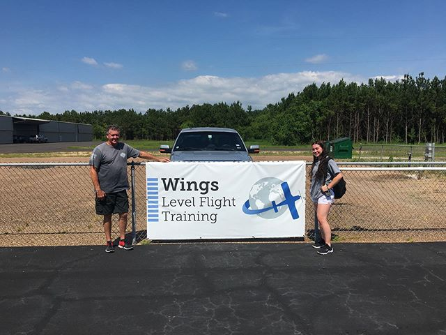 Congrats, Kaylee, on soloing!!!! We are so proud of you! You did a great job and it'll only get better! You're getting close to getting your private pilot ticket keep up the good work.