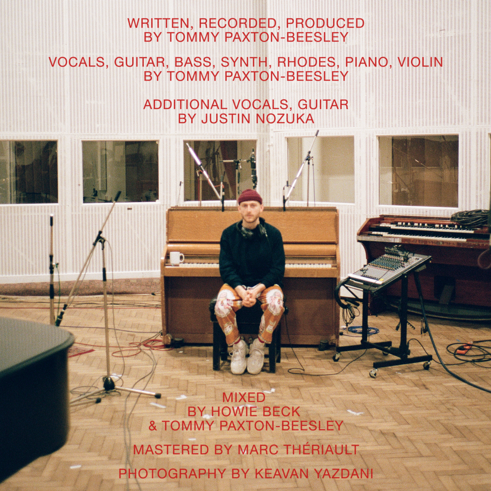 'TAURUS' (Back Cover)
