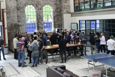 Tech&Caffeine - Monthly we bring together the Cicada Innovations' community for coffee, treats and announcements.