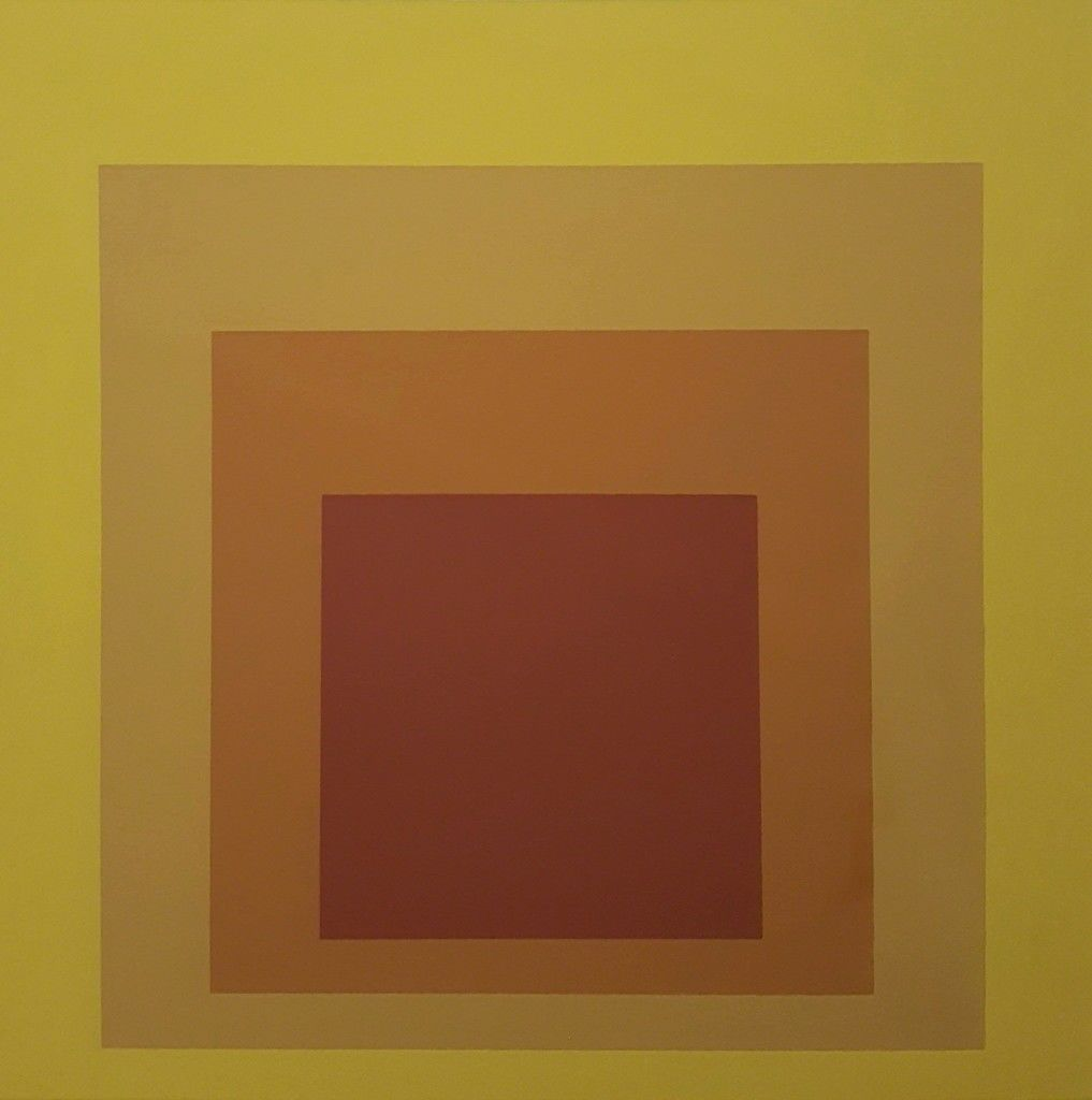 Josef Albers - Color Study
