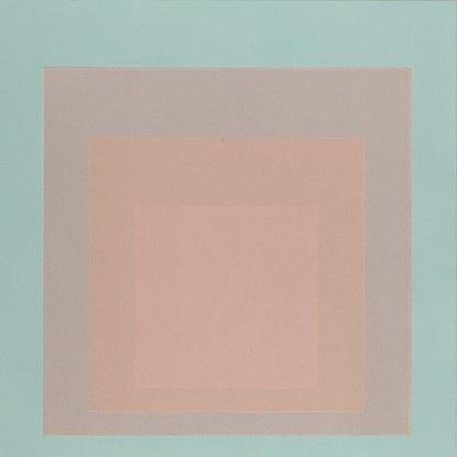 Josef Albers - Color Study