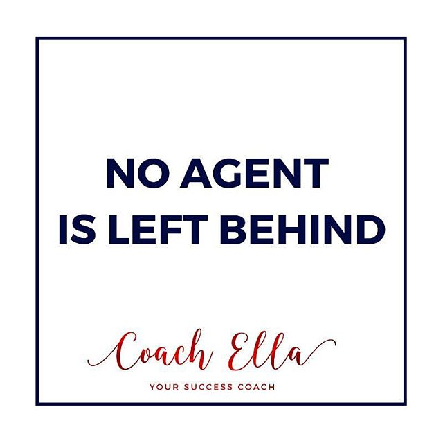 It is all about bringing the Real Estate Agents back into the Community. #coachella #coachingwithella #ellablaine #realestateladiesrock #RELR
