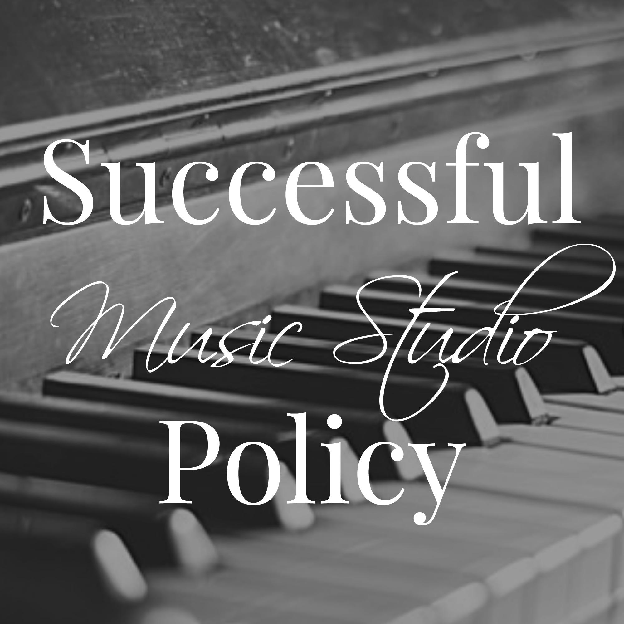 Customizable Studio Policy -