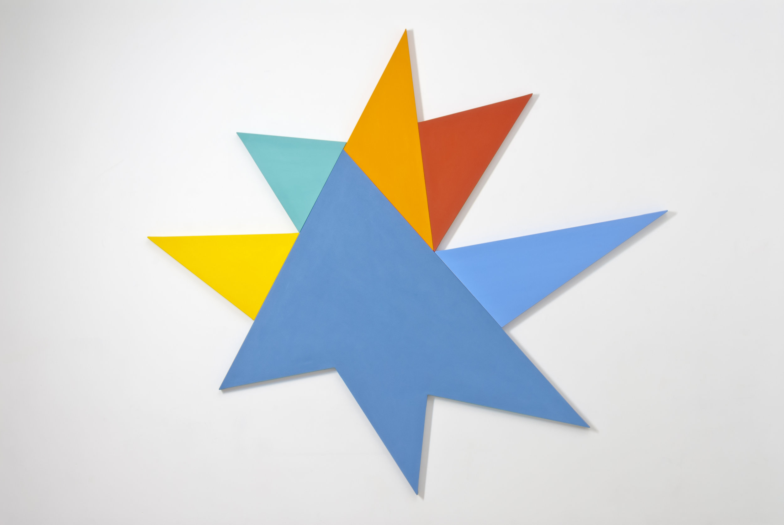 Infinex #32 , 2014, acrylic on canvas, 210 x 235.5 cm.