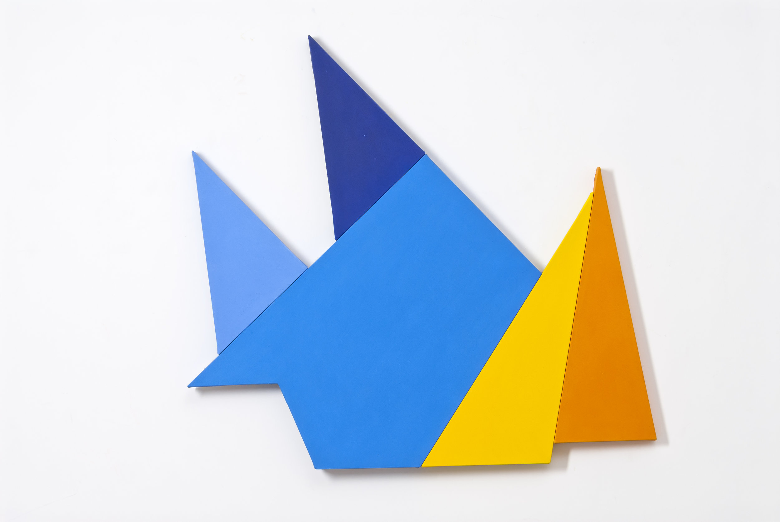 Infinex #34 , 2014, acrylic on canvas, 108 x 116 cm.