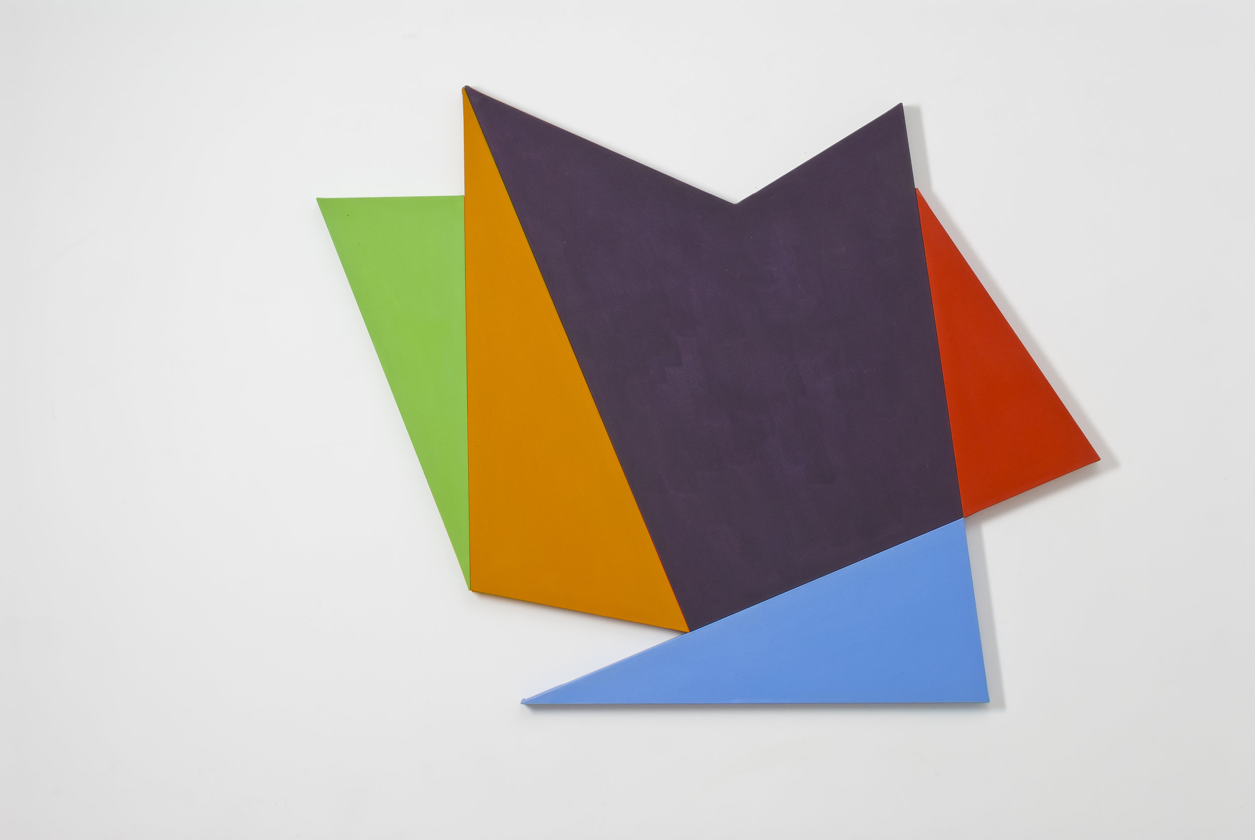 Infinex #46 , 2014, acrylic on canvas, 131 x 171 cm.