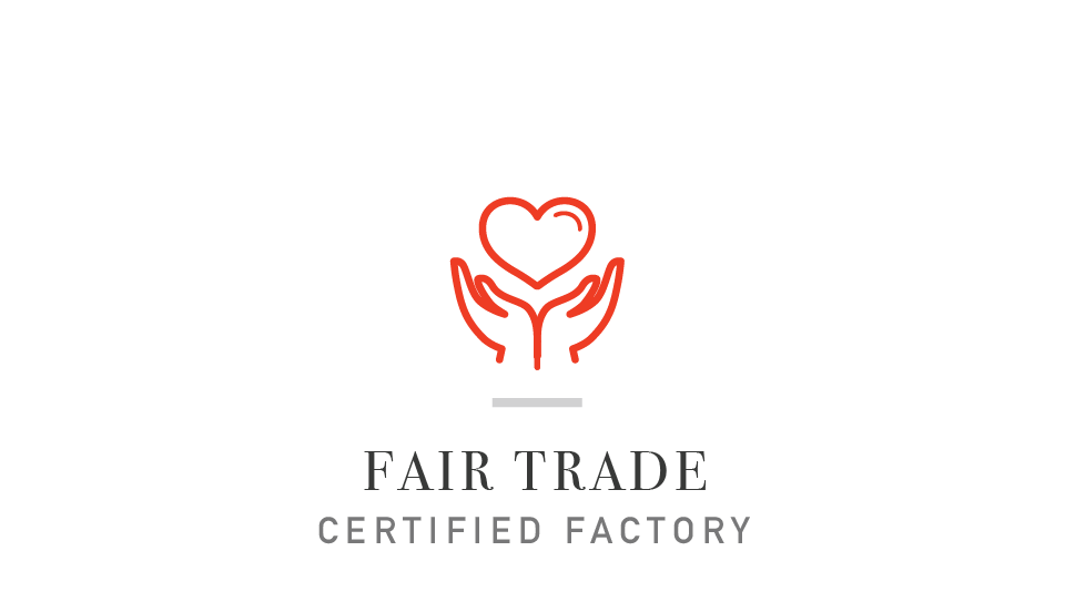- We pay fair wages to the people who make your Vustra. Fair Trade factories mean protecting the environment, community and people who make your clothes.
