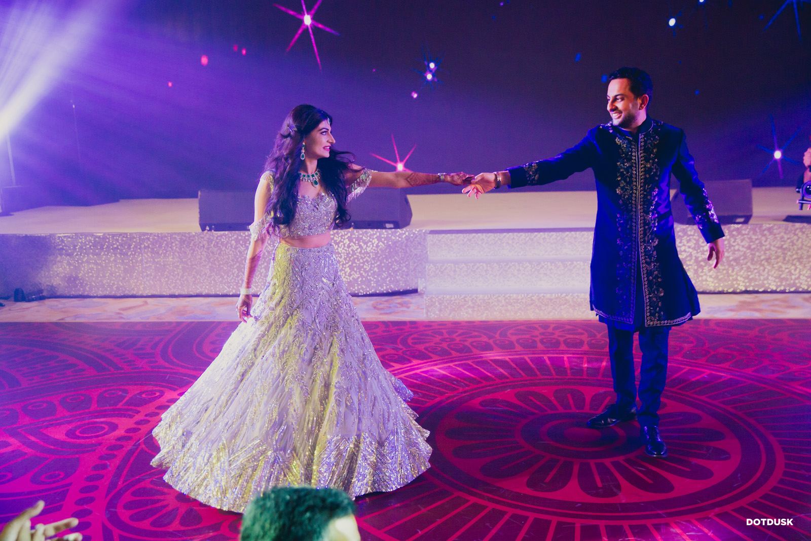 WEDDINGS & CELEBRATIONS - We direct, choreograph & manage sparkling, memorable shows for weddings, sangeets and special occasions, including the couple's first dance and the bride's solo. Get in touch for rates and packages.