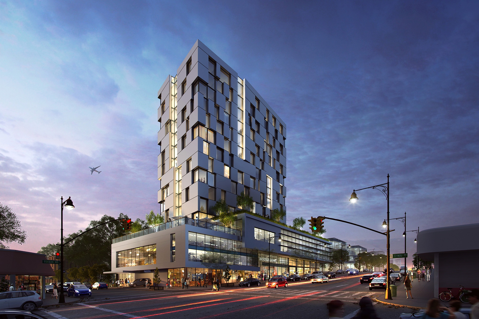 New Design Proposal in the Bronx - April 2017Loci's design proposal for a new affordable housing development in the Bronx.