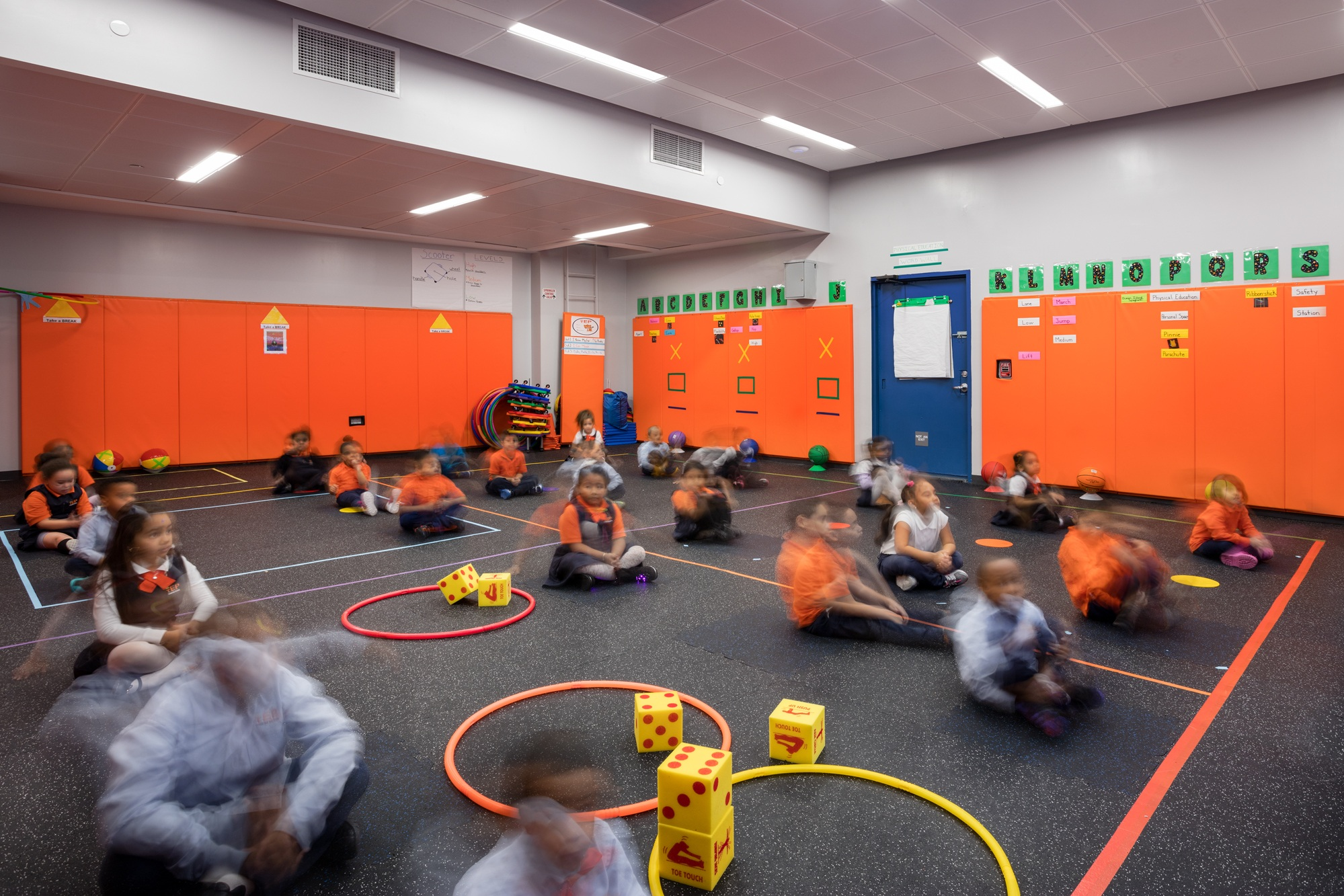 Loci Completes Design Work at TEP Charter School - September 2016Brooklyn Prospect Charter's K-5 elementary school is complete after four years of phased renovations designed by Loci.