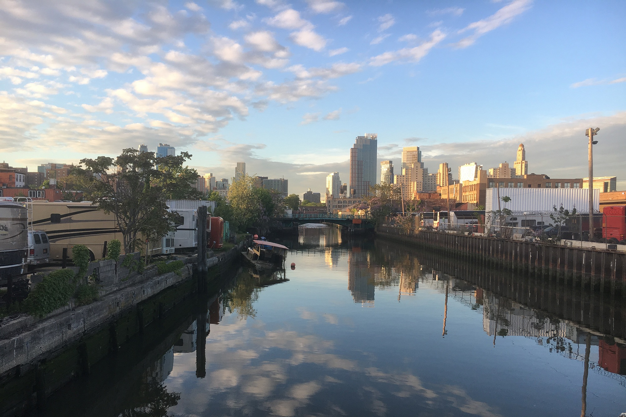 David Briggs Selected As GbD's Executive Director - July 2015David Briggs is selected as Gowanus by Design's first Executive Director, a non-profit researching urban strategies in the neighborhood around the Gowanus Canal, an EPA Superfund site.