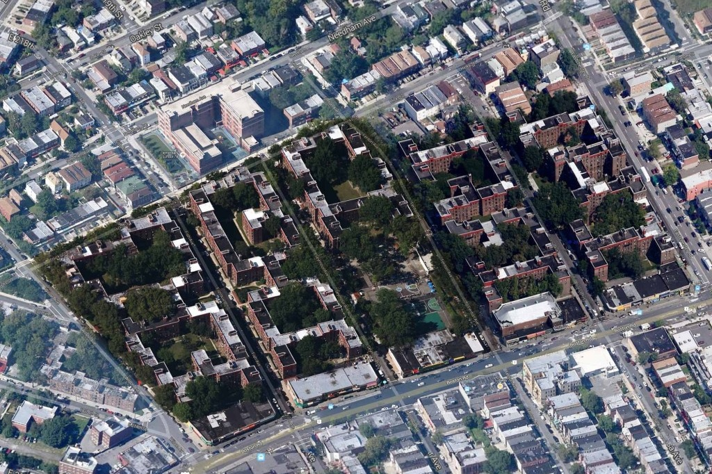 Loci Completes Restoration Work at Eastchester Heights Complex - June 2015Loci completes the $11 million, 250,000 SF roof and parapet restoration project at the Eastchester Heights complex, a community of 114 residential buildings spread across five city blocks in the Bronx.