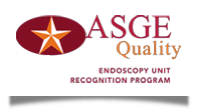 ASGE Quality Endoscopy Unit Recognition Program