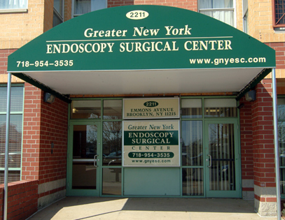 Office of Greater New York Endoscopy Surgical Center in Brooklyn
