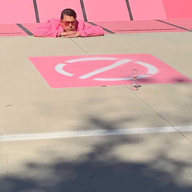 Great shot from this past weekend's performance. Thank you @xtinadiener for the pic! . . . . #bakermillerpink #bakermiller #schausspink #drunktankpink #prisonpink #schausskitchen #currentla #currentlafood #publicart #publicartinstallation #interactiveart #valleyplazarecreationcenter #christopherreynoldsstudio #christopherreynolds #suppressant #colortheory #foodmarketing #marketingtactics #advertisingmanipulations #subliminal #subliminaladvertising #appetitemonument #appetitesuppressant #appetiteapparatus #pinkpool #nodiving #icala #culture_la #255145175 #rgb