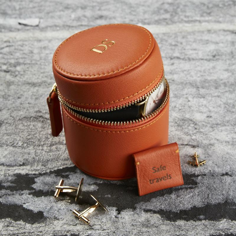 luxury leather watch and cufflink travel case.jpg
