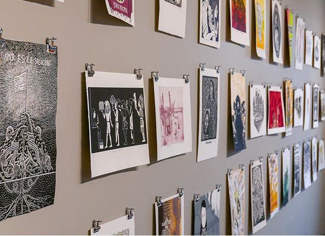 CONTRA / Against Print Portfolio published by Instituto Gráfico de Chicago