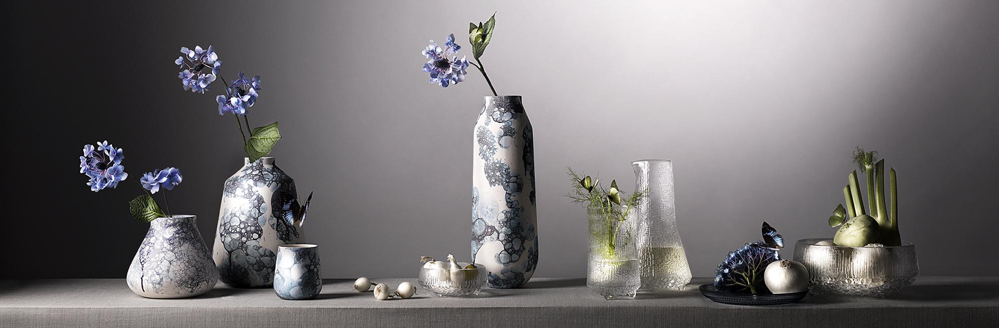 Blauwe Bergen  | 200 x 65 cm | Total Edition 5