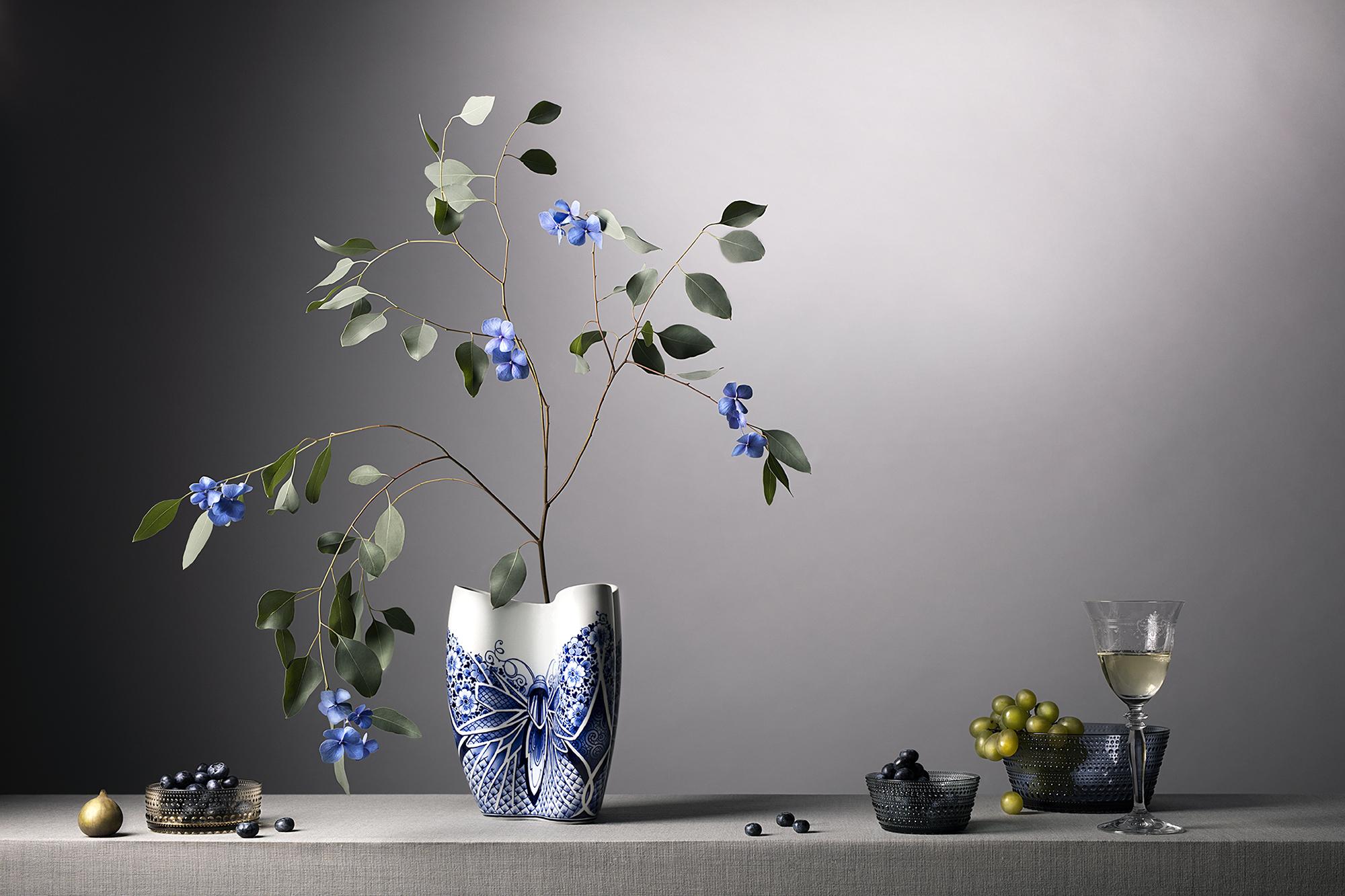 Blauwe Hemel  | 150 x 100 cm | 120 x 80 cm | 90 x 60 cm | Total Edition 5