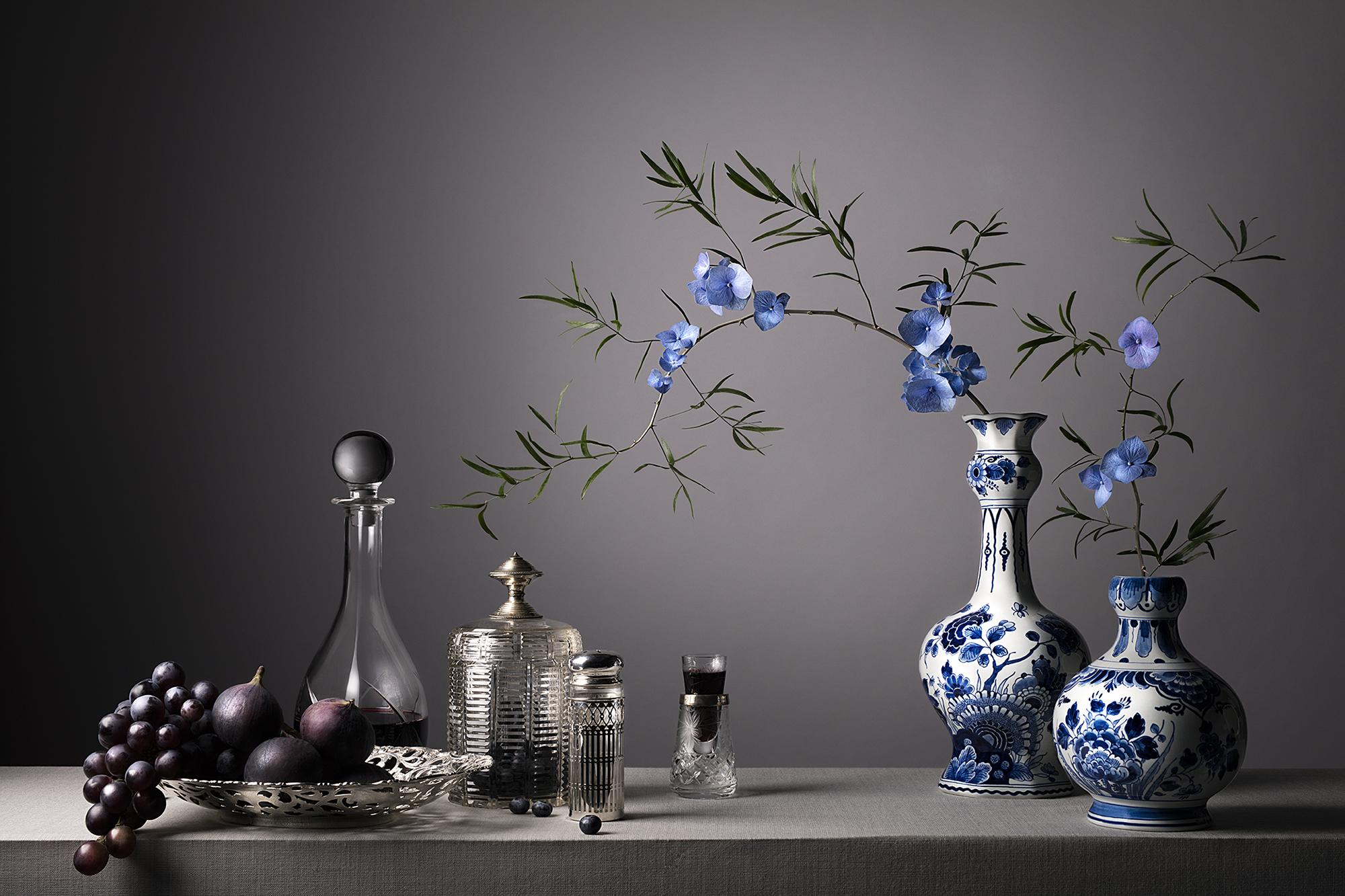 Blauwe Nacht  | 150 x 100 cm | 120 x 80 cm | 90 x 60 cm  |  Total Edition 5