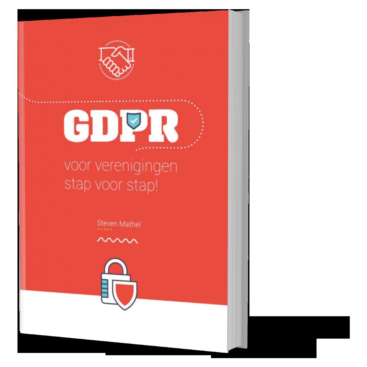 GDPR verenigingen stap voor stap