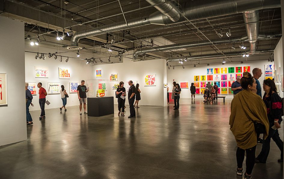 The Pasadena Museum of California Art closed its doors on October 7, 2018.