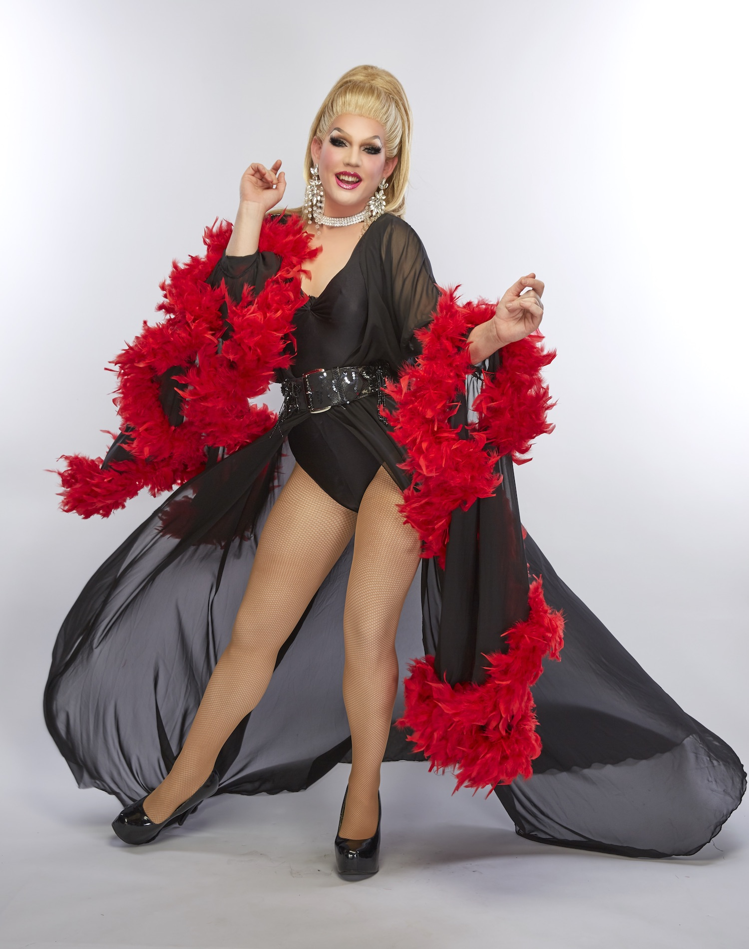 Award-winning Carmen Geddit - Sydney Drag Royalty - the best premier drag queens entertainers in Australia. For all types of events and production shows.