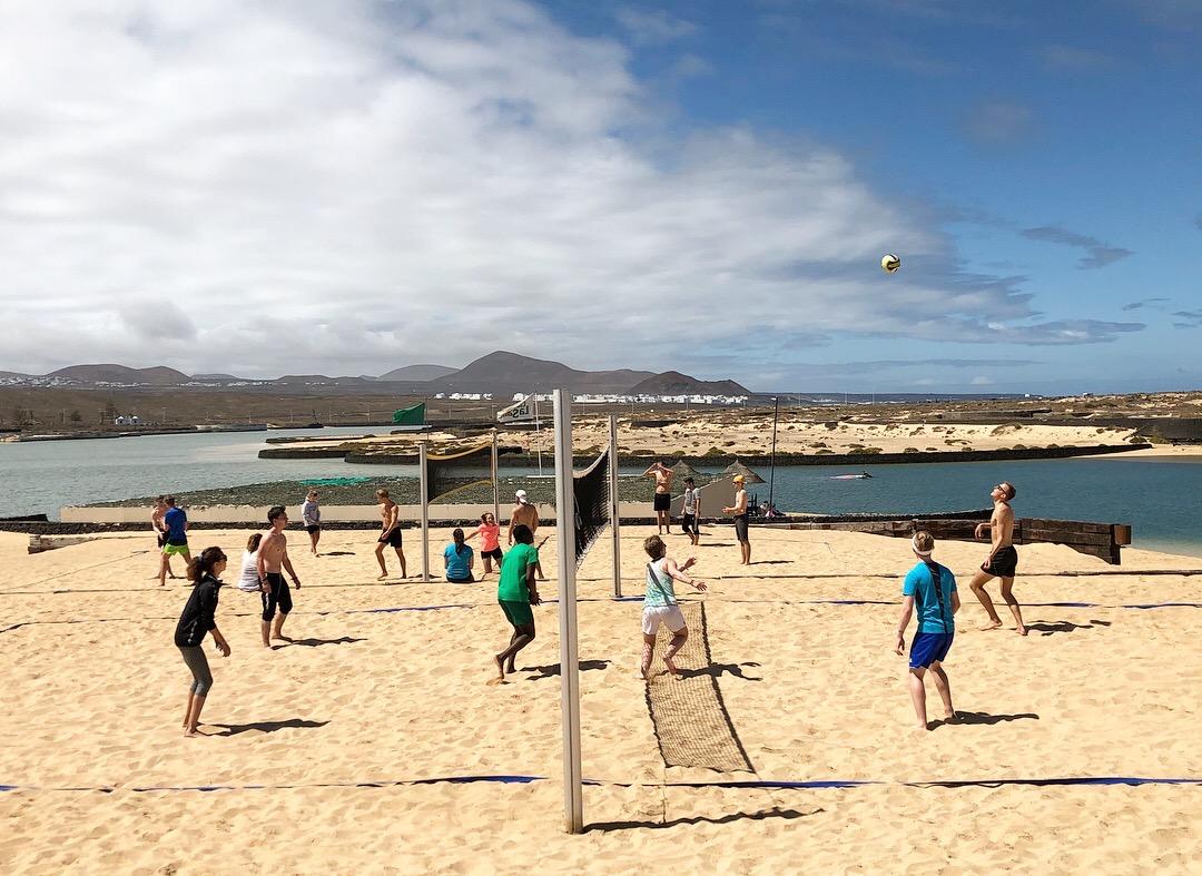 Treningsopphold på Club LaSanta, Lanzarote