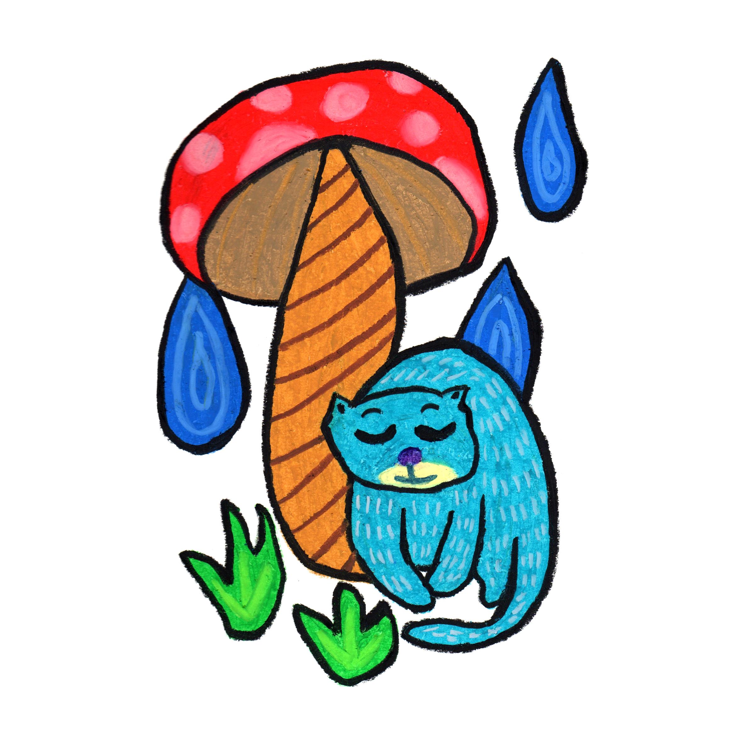 The best umbrella.