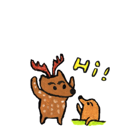 LINE Stickers (character design)