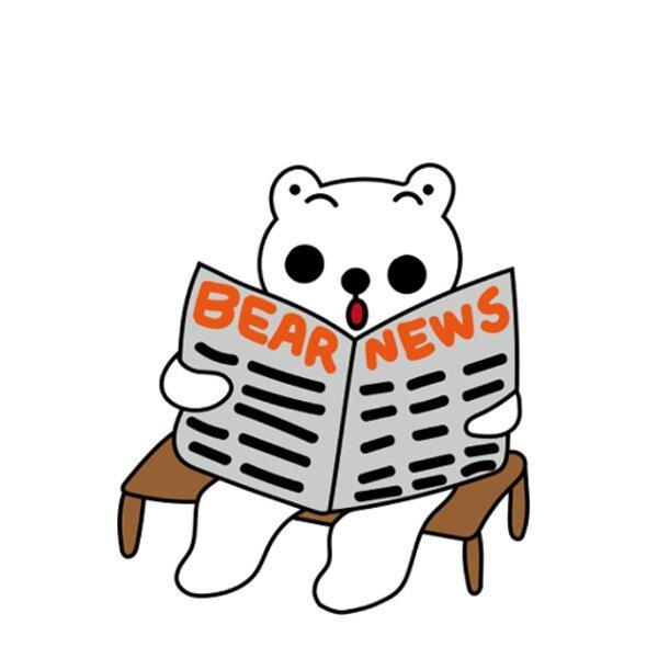 Bear Education (character in web)