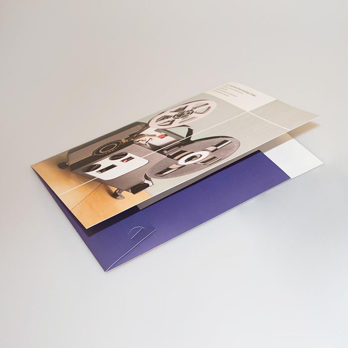 Interlocking Presentation Folders (Gloss Finish)