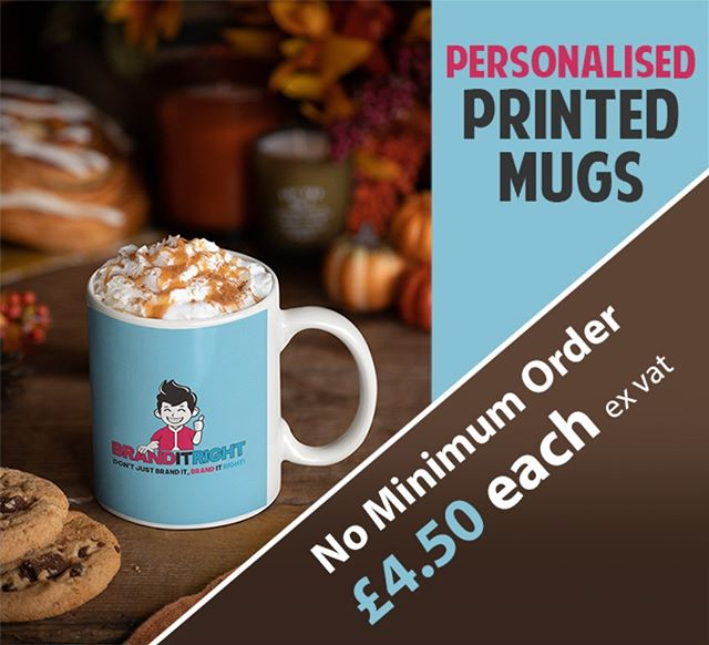 Custom printed mugs with your design :) Printed in Full colour, our mugs are 11oz. Perfect for office members or as giveaways to your customers. Perhaps you just want one for yourself? ;) Message us if you are interested! . . . . #branditright #smallbusiness #smallbusinessowner #smallbusinessowners #smallbusinessownersclub #personalised #personalisedgifts #personalisedgift #frothycoffee #frothycoffee #frothylove #printedgiftshop #fullcolour #specialgifts