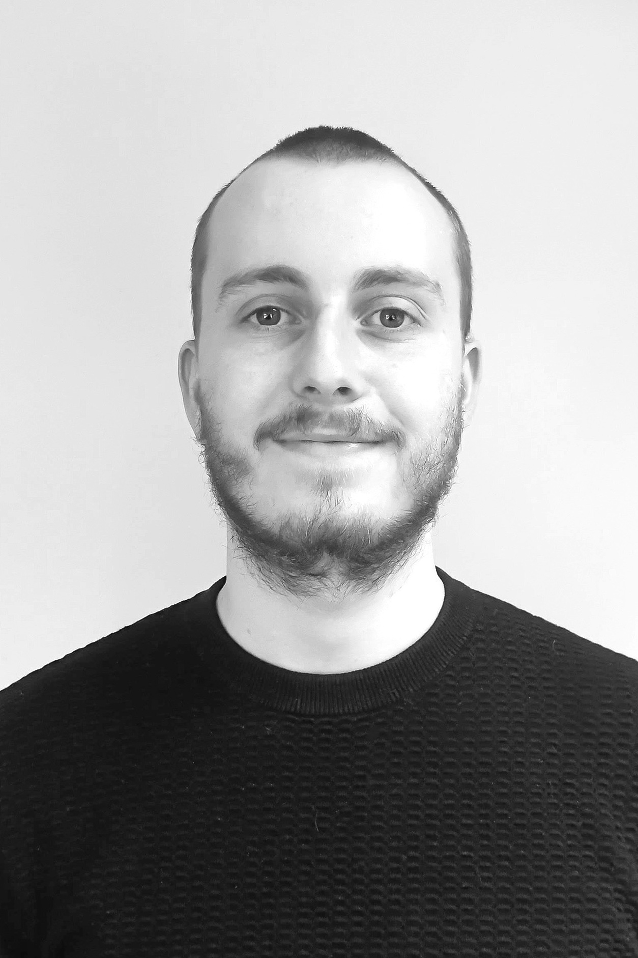 Mitch Bernarde - junior designer