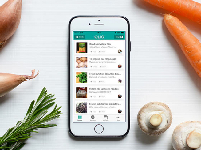 Food Waste Apps on #StopFoodWasteDay - april 2019