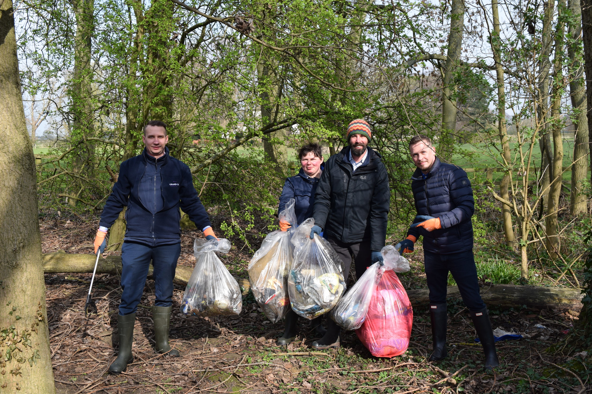 Cranswick Litter Pick with Veris.jpg