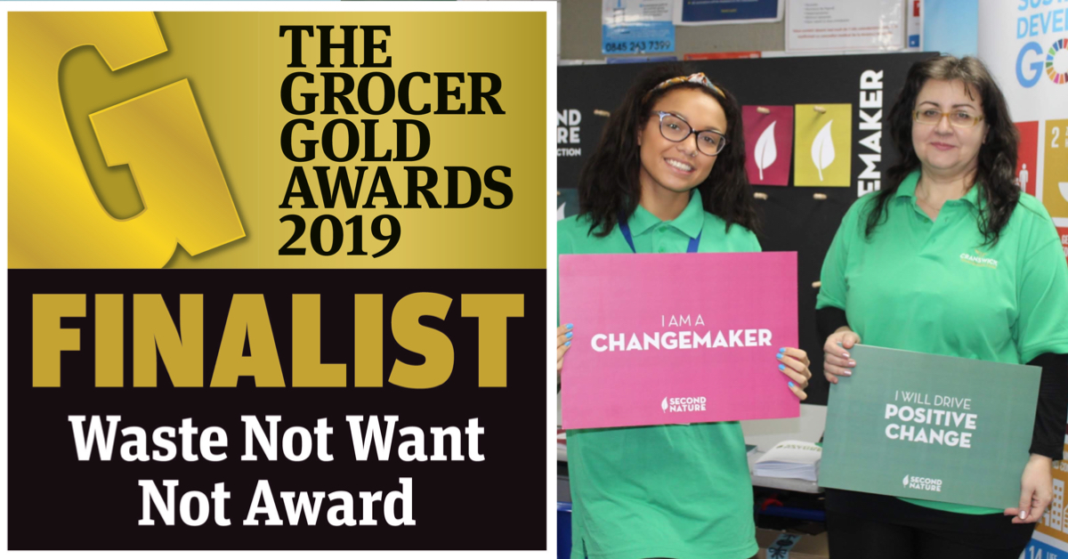 Cranswick PLC are shortlisted in The Grocer Gold Awards, Waste Not Want Not Category