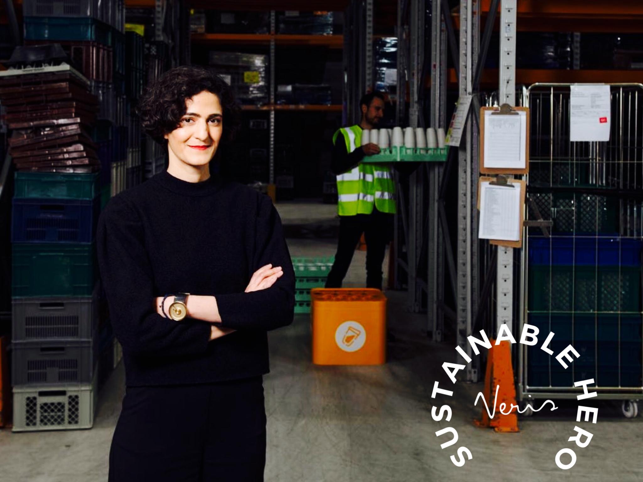 Veris Sustainable Hero: Cupclub™ - august 2019