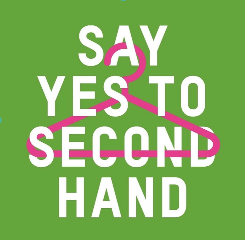 Throwaway fashion is putting increasing pressure on our planet and its people - it's unsustainable. Now there's something you can do to help.  Join Second Hand September  and pledge to say no to new clothes for 30 days.