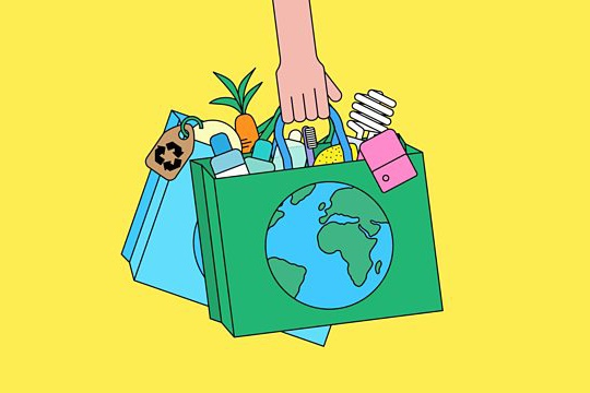 Sustainable consumerism is not a gender issue - September 2019