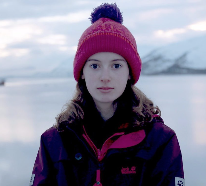 Holly Gillibrand, 14, Scotland, Image via  BBC