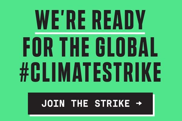The Global Climate Strike - September 2019