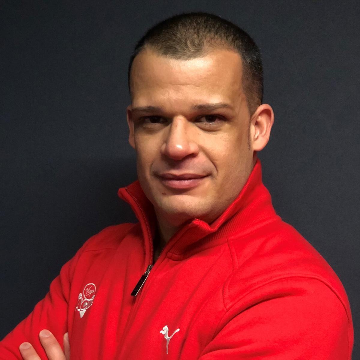 Virgin Active's Head of Group Exercise Israel Rivera