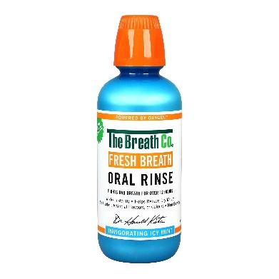 the breath co fresh breath oral rinse