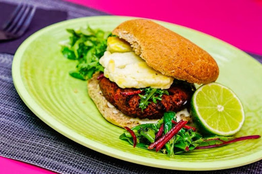 Gosh! Beetroot Burgers with Grilled Halloumi.jpg