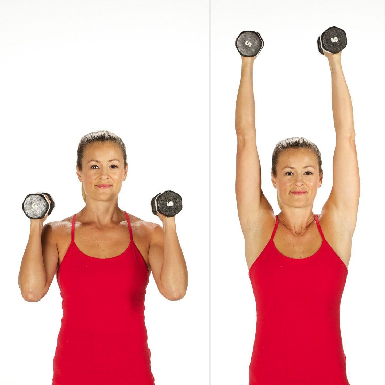 5 of the best dumbbell exercises for beginners — Sustain Health