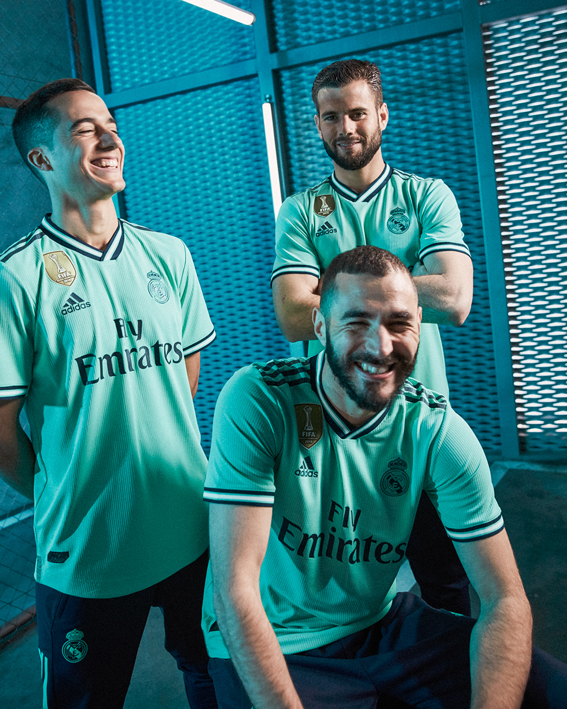 sports shoes 7de84 aba9e Real Madrid Reveal Third Kit For 2019/20 — Sustain Health